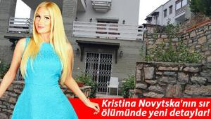 Ukraynalı Kristina Novytskanın sır ölümünde yeni detaylar Son mesajları ortaya çıktı: Erkek arkadaşına bunları yazmış