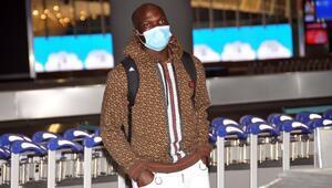 Annesini kaybeden Vincent Aboubakar, Kamerundan İstanbula döndü