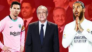 Yılın transfer olayı Sergio Ramos ve Lionel Messi...