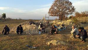 Yer Eskişehir... 15 kişiye suçüstü 10 dinamit lokumu ile yakalandılar...