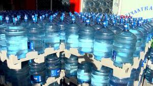İstanbulda 6 ilçede 30 saatlik su kesintisi hazırlığı telaşı