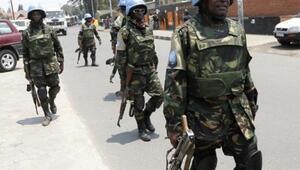 Kongoda isyancı grup baskın gerçekleştirdiği köyde 22 kişiyi öldürdü