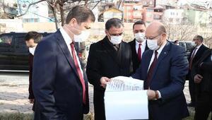 Tokat Valisi Balcı, Niksar ilçesinde incelemelerde bulundu