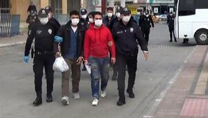 Mersin'de 4 DEAŞ şüphelisi tutuklandı