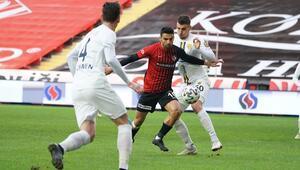 Gaziantep FK 2-0 Ankaragücü / Maç özeti ve golleri