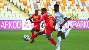 Yeni Malatyaspor 2-2 Sivasspor (Maç özeti ve golleri)