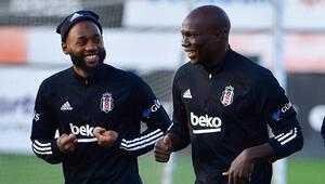 Beşiktaştan Aboubakara destek paylaşımı