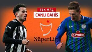 Beşiktaşa 2 müjde Rizespor karşısında galibiyetlerine verilen iddaa oranı...