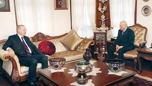 Erdoğan'dan Devlet Bey Konağı'na sürpriz ziyaret