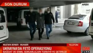 Ukraynada FETÖ operasyonu