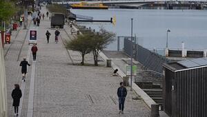 Danimarka'da Kovid-19 tedbirleri nedeniyle en fazla 5 kişi bir araya gelebilecek