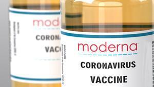İsrail Moderna aşısına onay verdi
