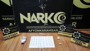 Uyuşturucu operasyonuna 3 gözaltı