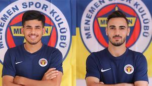 Menemensporlu Furkan Bayıra Galatasaray, Yusuf Talum'a Beşiktaş talip