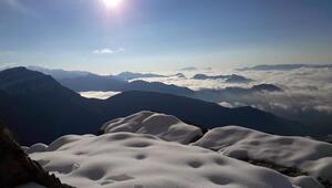 Hanke Dağlarında görsel şölen