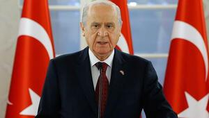 MHP lideri Devlet Bahçeliden Boğaziçi Üniversitesi açıklaması