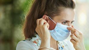 Uzun süre maske kullanımına dikkat Cildi olumsuz etkileyebilir