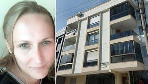 İzmirde 2 çocuk annesinin kahreden ölümü