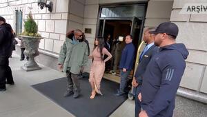 Kim Kardashian ile Kanye West altı yıllık  evliliklerini bitiriyor