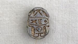Tokattaki Komana Pontika Antik Kentinde Mısır mührü bulundu