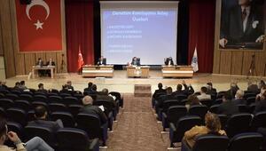 Biga Belediyesinin 2021 yılı ilk Meclis Toplantısı yapıldı