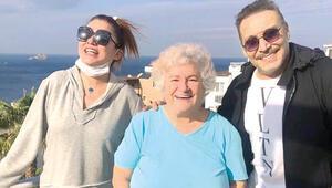 Selda Bağcan'ı evinde ziyaret ettiler