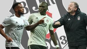 Beşiktaş-Rizespor maçında golcüler olay oldu Avrupada yalnızca 4 kulüp...