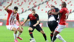 Antalyaspor 3-1 Fatih Karagümrük / Maç sonucu