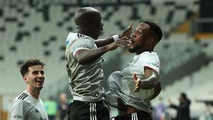 Beşiktaş 6-0 Çaykur Rizespor (Maçın özeti ve golleri)