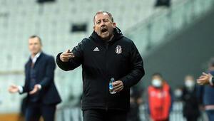 Beşiktaşta Sergen Yalçından transfer açıklaması Mandzukic ile ilgileniyoruz