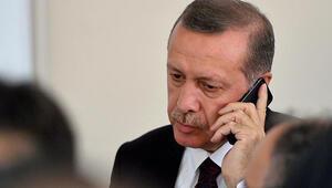Cumhurbaşkanı Erdoğandan HÜDAPAR Genel Başkanı Sağlama taziye telefonu