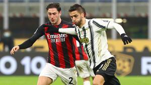 Milan 1-3 Juventus / Maç sonucu