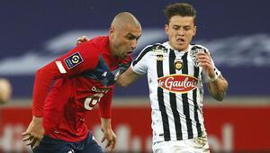 Lille 1-2 Angers / Maç sonucu
