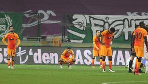 Galatasarayda sorunlar dağ gibi