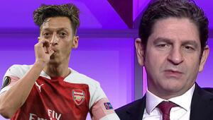 Güntekin Onay: Mesut Özil gerçek bir futbol sanatçısı