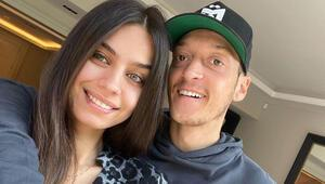 Mesut Özilden son dakika paylaşımı Gönülleri fethetti
