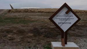UNESCO Listesindeki Çatalhöyükte koronavirüs sessizliği