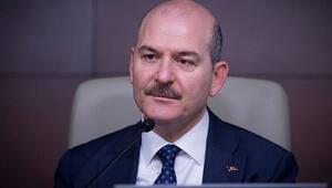 İçişleri Bakanı Süleyman Soyludan dikkat çeken açıklamalar