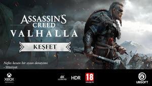 Assassins Creed Valhalla: 2020nin en iyi oyunu