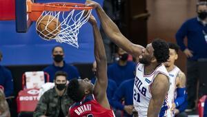 NBAde Gecenin Sonuçları | Philadelphia 76erstan üst üste 5. galibiyet