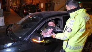 Bursada sokağa çıkma kısıtlamasında mazereti kabul edilmedi, ceza yedi