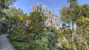 Gizemlerin sarayı Quinta Da Regaleira