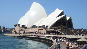 Avustralya'nın kültür ve sanat sembolü : Sidney Opera Binası