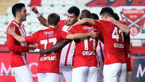 Antalyaspor bu sezon ilki yaşadı Ersun Yanal...