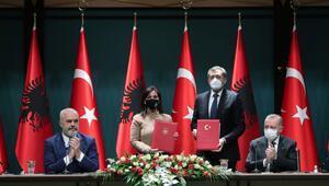 Arnavutluk ile eğitimde işbirliği