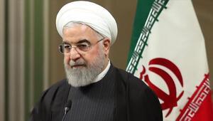 İran Cumhurbaşkanı Ruhaniden ABDdeki olaylarla ilgili açıklama