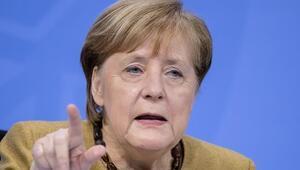 Merkelden ABDde yaşanan Kongre baskınına sert kınama