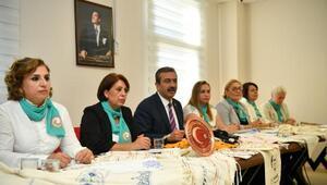 Başkan Çetin: Çukurovalı kadınlar yalnız değil