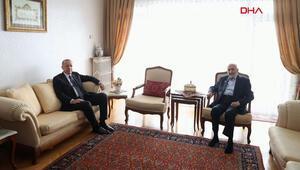 Cumhurbaşkanı Erdoğan, Oğuzhan Asiltürkü evinde ziyaret etti