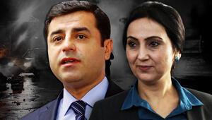 Kobani iddianamesi kabul edildi... Demirtaş ve Yüksekdağın da aralarında bulunduğu 108 kişi yargılanacak